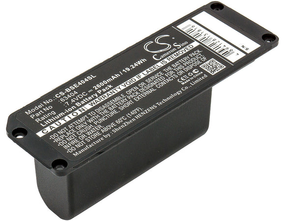 Battery for BOSE Soundlink Mini 63404 7.4V Li-ion 2600mAh / 19.24Wh