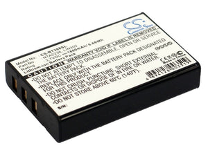 Battery for OnCourse SiRF Star III 3.7V Li-ion 1800mAh / 6.66Wh