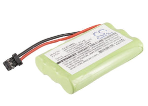 Battery for Motorola PVP-1000 3.6V Ni-MH 800mAh