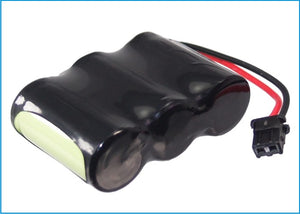 Battery for Again and Again STB124 2102, STB124 3.6V Ni-MH 600mAh / 2.16Wh