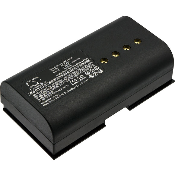 Battery for Crestron ST-1700C ST-BTPN 4.8V Ni-MH 4000mAh / 19.20Wh