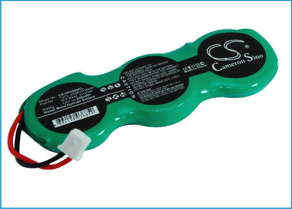 Battery for AEG Eurostar Milano 3.6V Ni-MH 250mAh