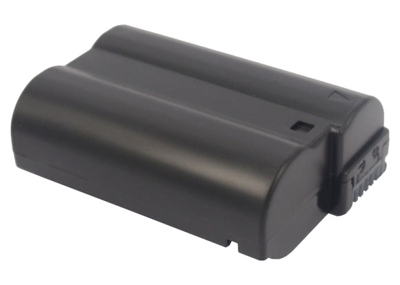 Battery for Nikon MB-D12 EN-EL15, EN-EL15A, EN-EL15B 7V Li-ion 1400mAh / 9.80Wh