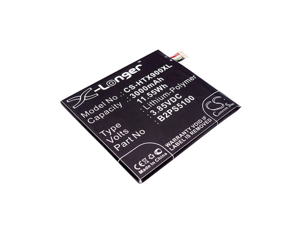 Battery for HTC Desire 10 Lifestyle TD-LTE 35H00255-00M, 35H00255-01M, B2PS5100