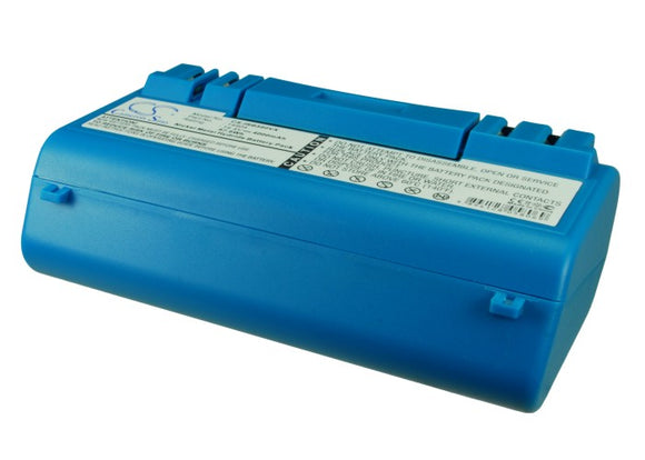 Battery for iRobot Scooba 6000 14904 14.4V Ni-MH 4000mAh / 57.60Wh