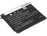 Battery for 360 1505-A02 QK-394 3.85V Li-Polymer 4900mAh / 18.87Wh
