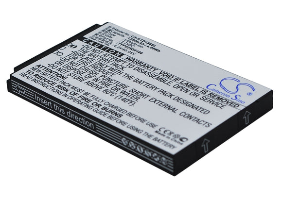 Battery for K-Touch E58 TYP923D0100 3.7V Li-ion 1350mAh / 4.99Wh