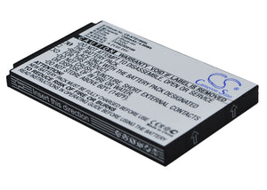 Battery for K-Touch D186 TYP923D0100 3.7V Li-ion 1350mAh / 4.99Wh