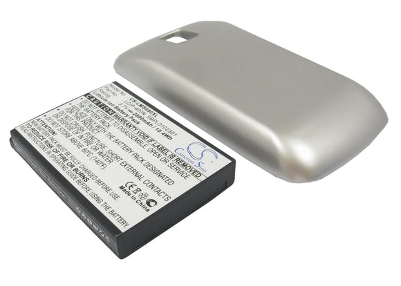 Battery for LG MS690 LGIP-400N, SBPL0102301 3.7V Li-ion 2800mAh / 10.36Wh