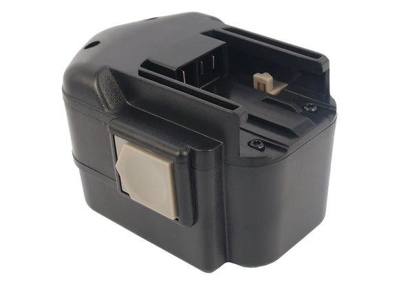 Battery for AEG BEST 12X 48-11-1900, 48-11-1950, 48-11-1960, 48-11-1967, 48-11-1