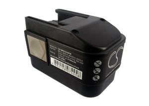 Battery for AEG BS2E 9.6T 4 932 353 638, 4 932 366 429, B9.6, BX9.6, BXS9.6, MX9