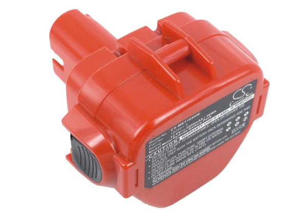 Battery for Makita UC120D 1220, 1222, 192598-2, 192681-5, 192698-8, 192698-A, 19