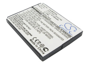 Battery for Motorola EM25 BD50, SNN5796, SNN5796A 3.7V Li-ion 750mAh / 2.78Wh