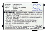 Battery for Motorola 3620 AANN4010A, SNN5341A 3.7V Li-ion 900mAh