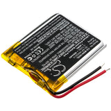 Battery for Monster Ncredible 1 SC-EP-N0020-U 3.7V Li-Polymer 400mAh / 1.48Wh