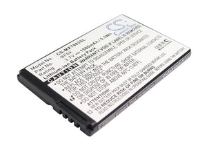 Battery for Motorola Milestone 3 BF6X, SNN5885, SNN5885A 3.7V Li-ion 1500mAh