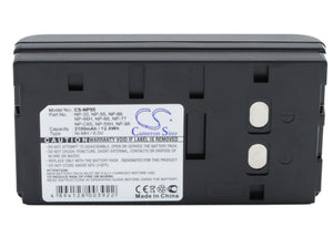 Battery for AKAI C20 6V Ni-MH 2100mAh / 12.60Wh