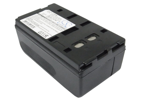 Battery for Sony CCDTR606 NP-33, NP-55, NP-66, NP-66H, NP-68, NP-77, NP-98 6V Ni