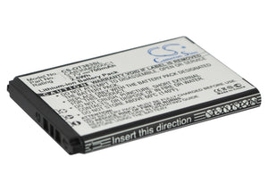 Battery for Alcatel One Touch 508 PTT B-U8C, CAB2170000C1, CAB2170000C2, CAB2170