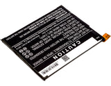 Battery for Alcatel 5049Z TLp029C1 3.85V Li-Polymer 3000mAh / 11.55Wh