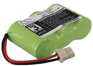 Battery for Audiovox AT14 3.6V Ni-MH 600mAh / 2.16Wh