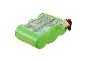 Battery for Akai P360AUS 3.6V Ni-MH 600mAh / 2.16Wh