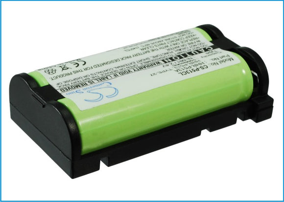 Battery for AT&T STB-513 STB-513 2.4V Ni-MH 1500mAh