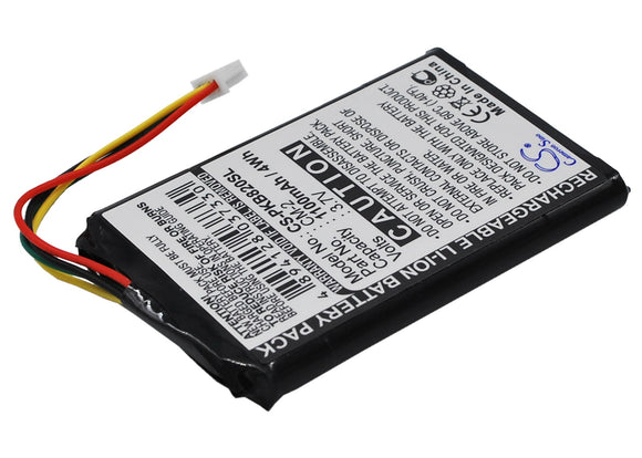 Battery for Packard Bell Compasseo 820 CM-2 3.7V Li-ion 1100mAh