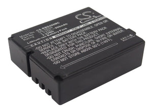 Battery for AEE SD23 DS-SD20 3.7V Li-Polymer 900mAh / 3.33Wh