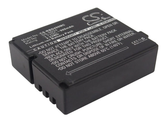 Battery for AEE SD21 DS-SD20 3.7V Li-Polymer 900mAh / 3.33Wh