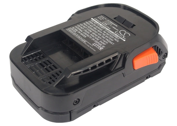 Battery for AEG BSB 18 G L1815R, L1830R 18V Li-ion 1500mAh / 27.0Wh
