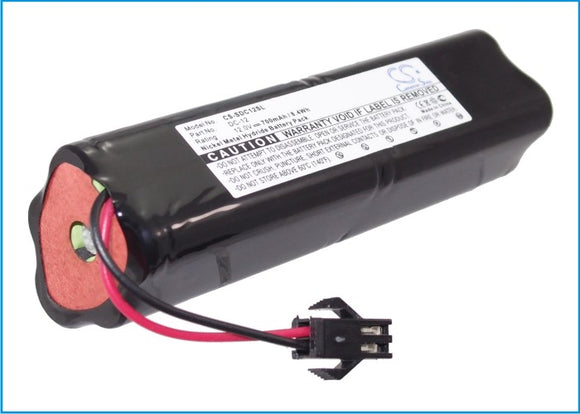 Battery for Tri-Tronics 1064000-J DC-12 12V Ni-MH 700mAh