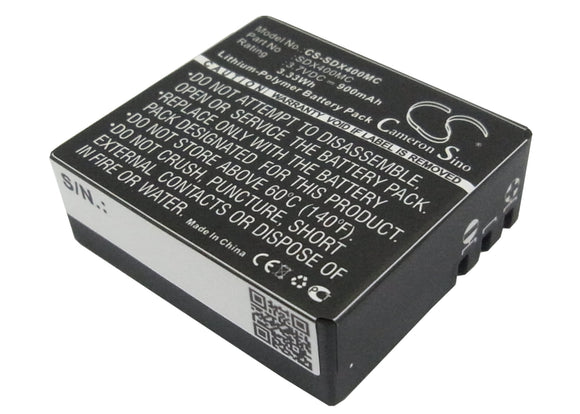 Battery for myPhone Active Sport FHD BR-01 3.7V Li-ion 900mAh / 3.33Wh