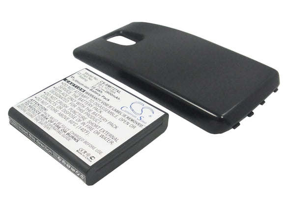 Battery for AT&T SGH-I727 EB-L1D7IBA 3.7V Li-ion 2800mAh / 10.4Wh