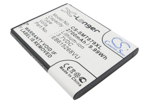Battery for AT&T Galaxy Note LTE EB615268VA, EB615268VABXAR, EB615268VK, EB61526