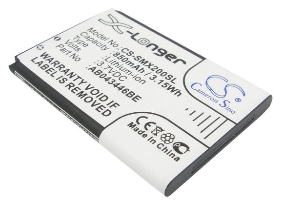 Battery for JOA Telecom L-210 3.7V Li-ion 850mAh / 3.15Wh