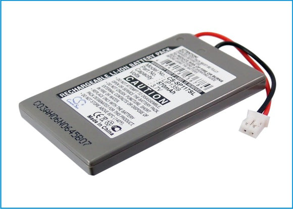 Battery for Sony Wireless Controller LIP1359 3.7V Li-ion 570mAh / 2.11Wh