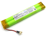 Battery for TDK Life On Record A33 7.2V Ni-MH 2000mAh / 14.40Wh