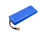 Battery for TDK Soma 360 7.2V Ni-MH 2000mAh / 14.40Wh