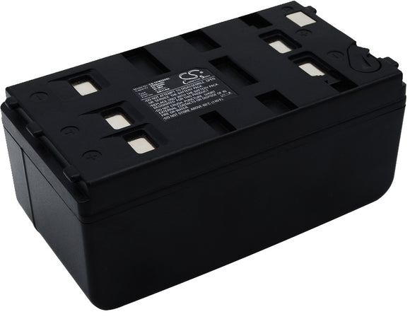 Battery for Taga PM280 6V Ni-MH 4200mAh / 25.20Wh