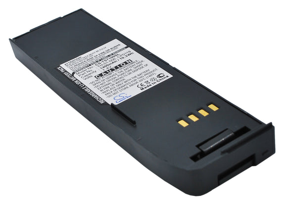 Battery for Ascom 21 CP0119, TH-01-006 7.4V Li-ion 1400mAh