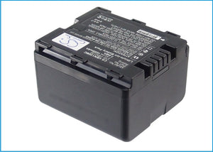 Battery for Panasonic HC-X920 VW-VBN130, VW-VBN130E, VW-VBN130E-K 7.4V Li-ion 10