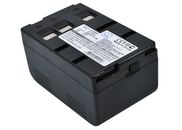 Battery for Panasonic VW-VBS20E HHR-V211, HHR-V212, NVA3, NV-A3, P-V211, P-V212,