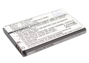 Battery for AIPTEK PocketDV T290 3.7V Li-ion 1050mAh / 3.89Wh
