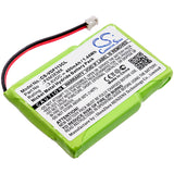 Battery for AGFEO Dect 20 McNairF6M3EMX 3.6V Ni-MH 400mAh / 1.44Wh