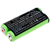Battery for Waterpik Sensonic Plus SR-3000E BK-4MCCE 2.4V Ni-MH 700mAh / 1.68Wh