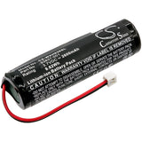 Battery for Wahl Sterling 4 93837-001 3.7V Li-ion 2600mAh / 9.62Wh
