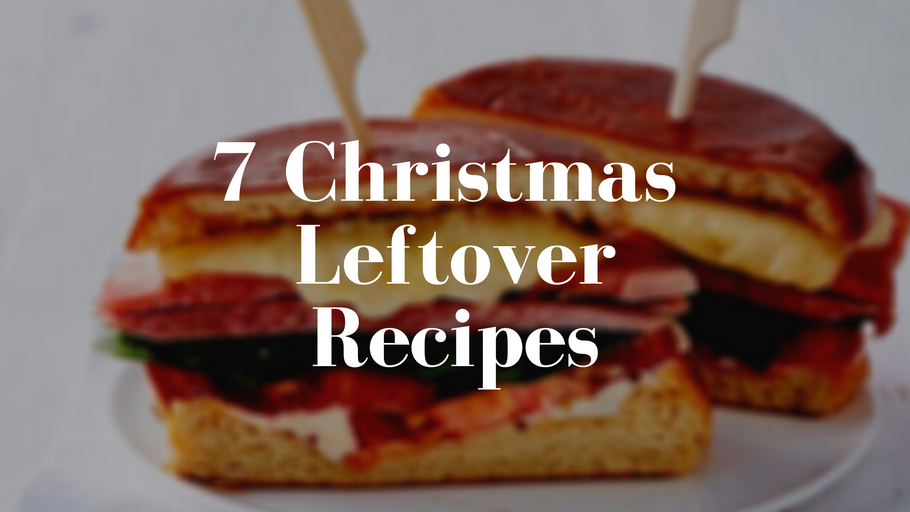7 Christmas Leftover Recipes