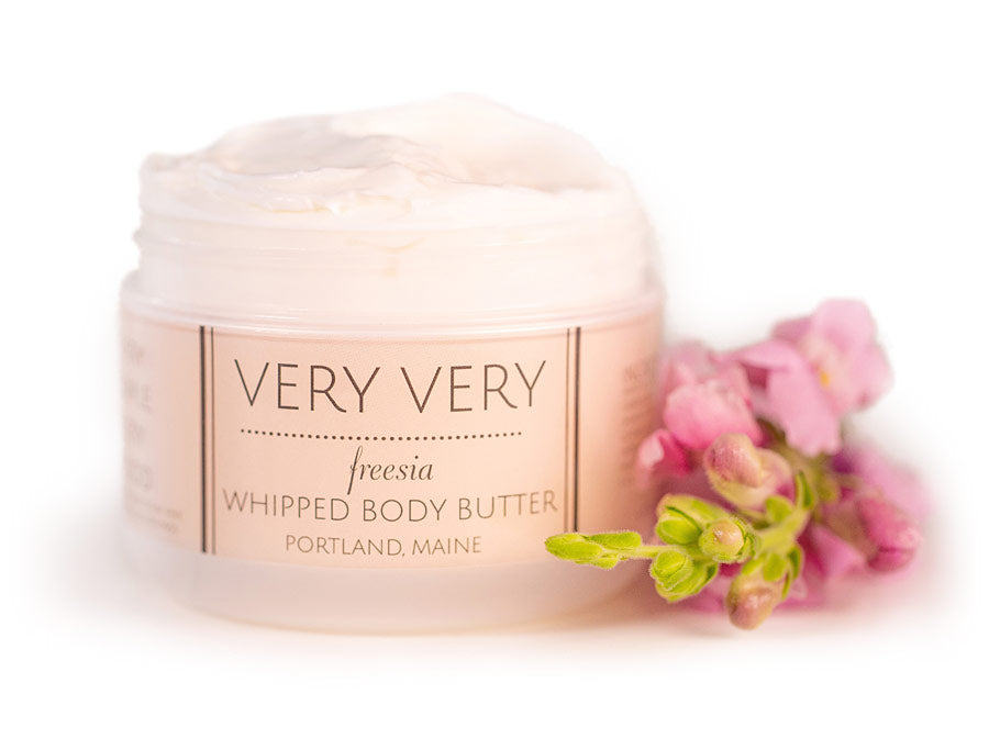 Freesia Body Butter