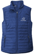 Load image into Gallery viewer, EMF Women's Puffy Vest <BR>